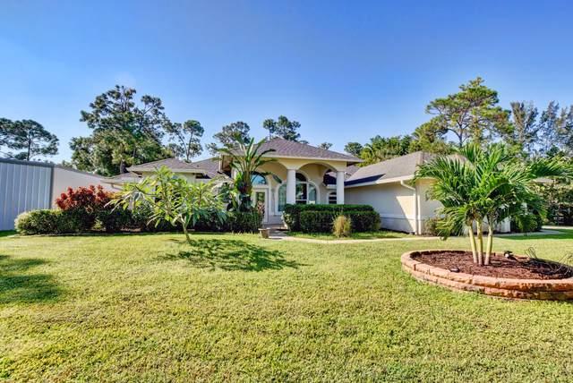 16432 E Goldcup Drive, Loxahatchee, FL 33470 (#RX-10663189) :: Treasure Property Group