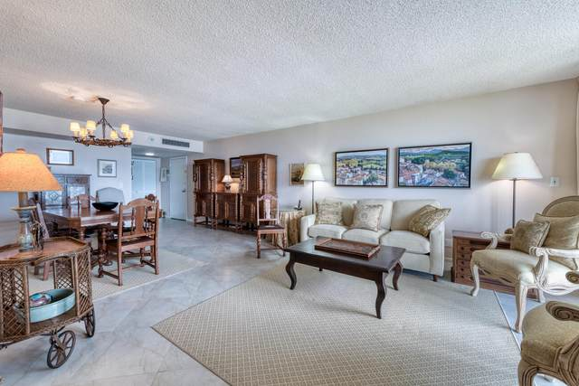 2400 Presidential Way #1403, West Palm Beach, FL 33401 (#RX-10663211) :: Ryan Jennings Group