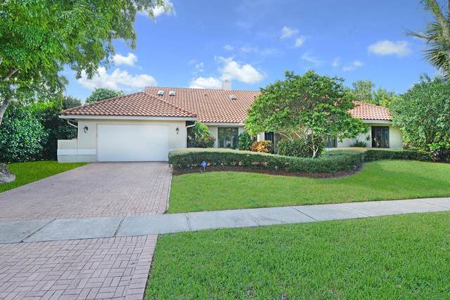 4085 Georges Way, Boca Raton, FL 33434 (MLS #RX-10663221) :: THE BANNON GROUP at RE/MAX CONSULTANTS REALTY I