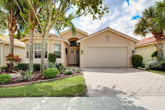 7239 Imperial Beach Circle, Delray Beach, FL 33446 (MLS #RX-10663244) :: THE BANNON GROUP at RE/MAX CONSULTANTS REALTY I
