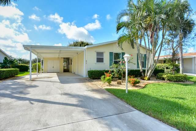 3413 Red Tailed Hawk Drive, Port Saint Lucie, FL 34952 (MLS #RX-10663253) :: Berkshire Hathaway HomeServices EWM Realty