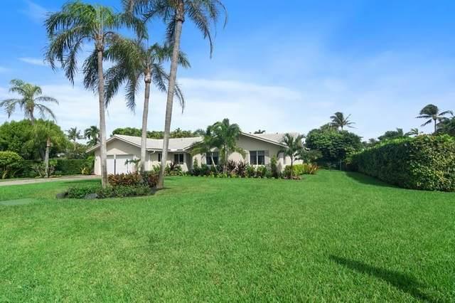 183 Beacon Lane, Jupiter Inlet Colony, FL 33469 (MLS #RX-10663281) :: Berkshire Hathaway HomeServices EWM Realty