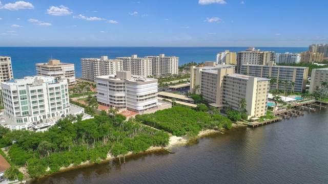 3210 S Ocean Boulevard #401, Highland Beach, FL 33487 (#RX-10663298) :: The Power of 2 Group | Century 21 Tenace Realty