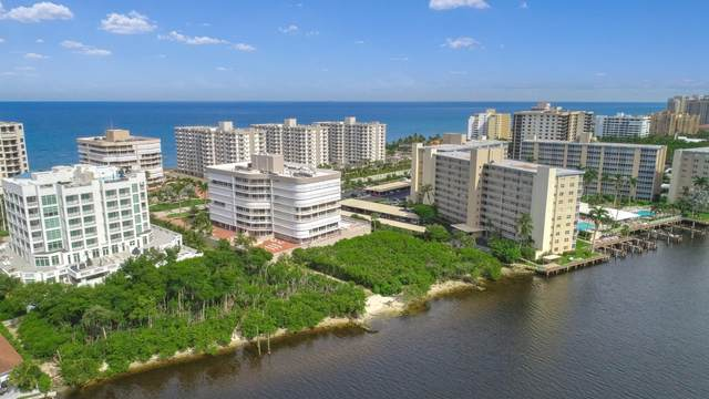 3210 S Ocean Boulevard #401, Highland Beach, FL 33487 (#RX-10663298) :: Posh Properties