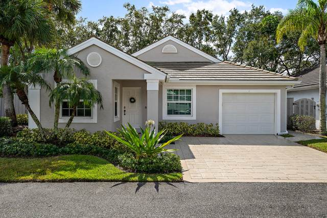 1 Admirals Court, Palm Beach Gardens, FL 33418 (MLS #RX-10663302) :: Berkshire Hathaway HomeServices EWM Realty