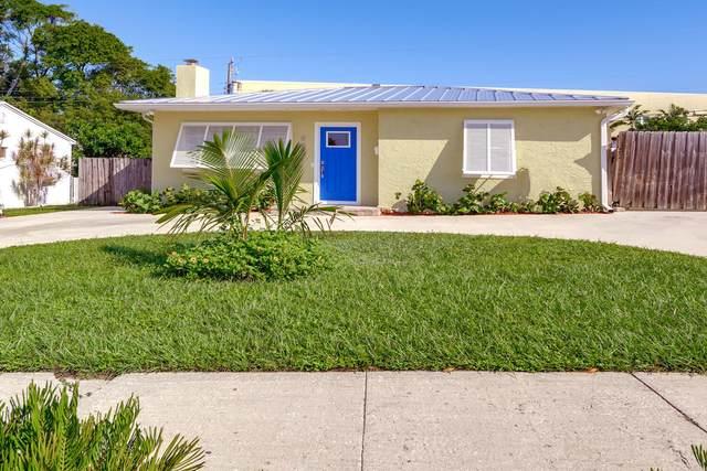 945 Churchill Road, West Palm Beach, FL 33405 (MLS #RX-10663308) :: Berkshire Hathaway HomeServices EWM Realty