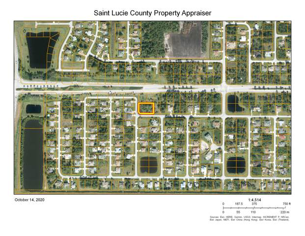 1481 SW Aachen Avenue, Port Saint Lucie, FL 34953 (MLS #RX-10663310) :: Berkshire Hathaway HomeServices EWM Realty