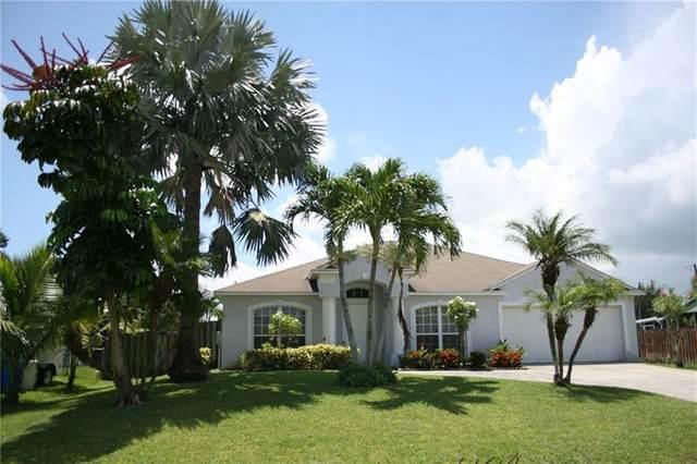 534 SE Thanksgiving Avenue, Port Saint Lucie, FL 34984 (MLS #RX-10663332) :: Castelli Real Estate Services