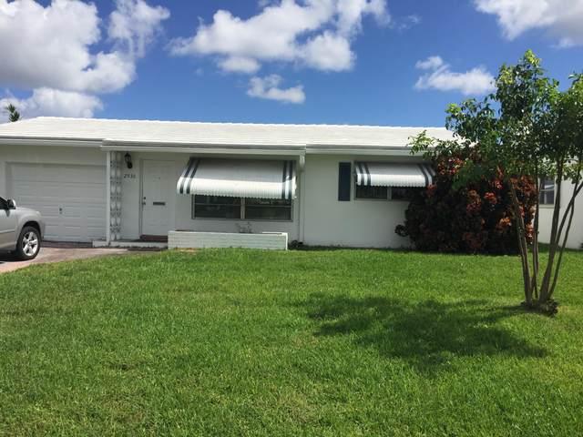 2930 E Golf Boulevard, Pompano Beach, FL 33064 (MLS #RX-10663338) :: The Jack Coden Group