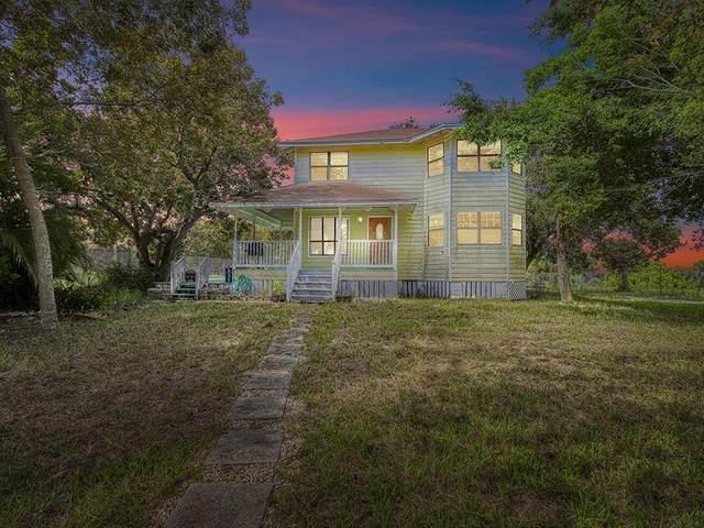 601 Rio Vista Drive, Fort Pierce, FL 34982 (MLS #RX-10663340) :: Berkshire Hathaway HomeServices EWM Realty