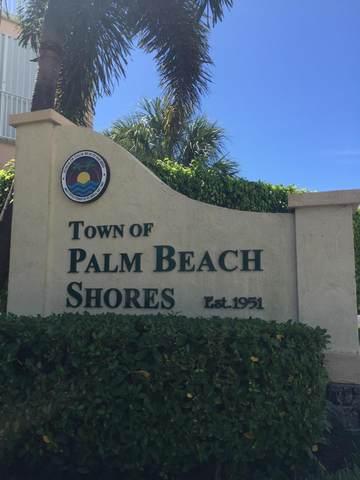 118 Cascade Lane, Palm Beach Shores, FL 33404 (MLS #RX-10663368) :: Berkshire Hathaway HomeServices EWM Realty