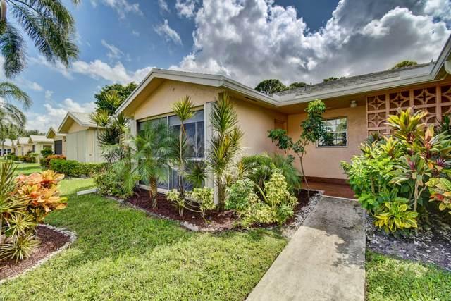 14428 Canalview Drive C, Delray Beach, FL 33484 (#RX-10663391) :: Posh Properties