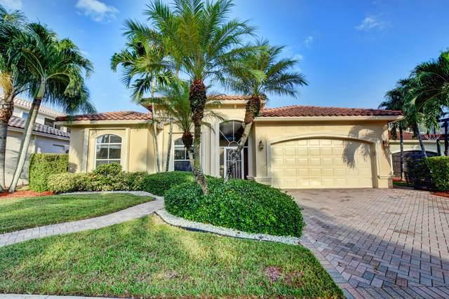 6070 Bither Way, Lake Worth, FL 33467 (MLS #RX-10663423) :: Berkshire Hathaway HomeServices EWM Realty