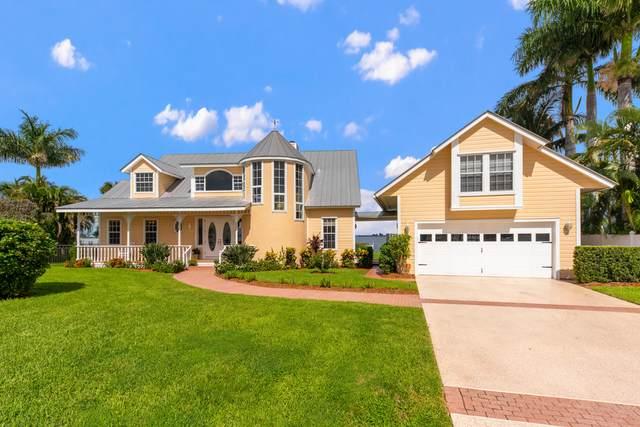 1170 SW Dyer Point Road, Palm City, FL 34990 (#RX-10663474) :: Posh Properties