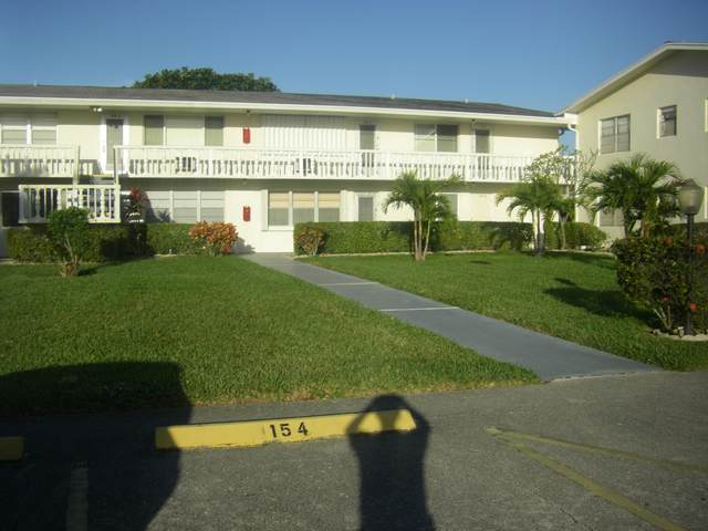 143 Dorchester G #143, West Palm Beach, FL 33417 (MLS #RX-10663480) :: Berkshire Hathaway HomeServices EWM Realty