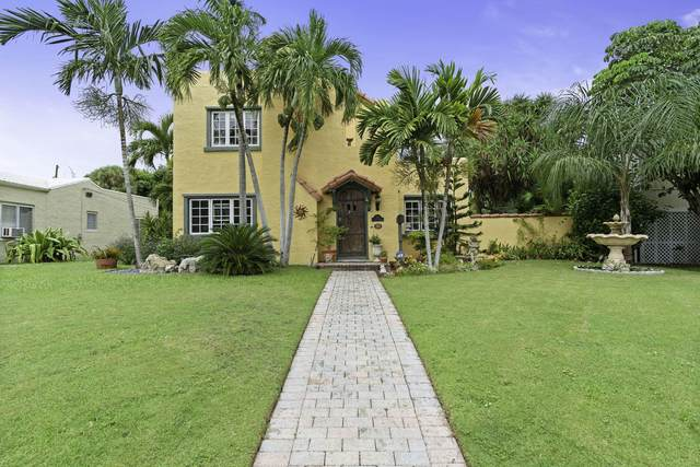 519 30th Street, West Palm Beach, FL 33407 (MLS #RX-10663486) :: Berkshire Hathaway HomeServices EWM Realty