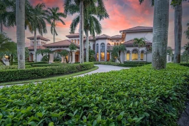 10520 Hawks Landing Terrace, West Palm Beach, FL 33412 (MLS #RX-10663513) :: Laurie Finkelstein Reader Team