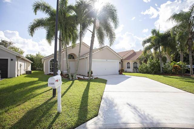1904 Barnstable Road, Wellington, FL 33414 (MLS #RX-10663537) :: Berkshire Hathaway HomeServices EWM Realty
