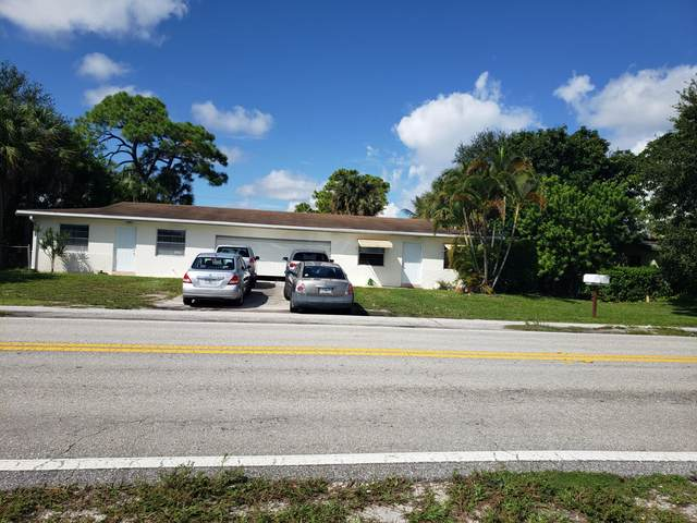 1351-1353 Kirk Road, West Palm Beach, FL 33406 (MLS #RX-10663543) :: Berkshire Hathaway HomeServices EWM Realty