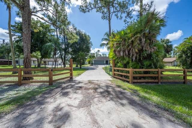 14936 22nd Road N, Loxahatchee Groves, FL 33470 (MLS #RX-10663549) :: Berkshire Hathaway HomeServices EWM Realty