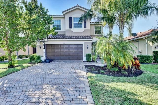 8196 Half Dome Court, Boynton Beach, FL 33473 (MLS #RX-10663554) :: Berkshire Hathaway HomeServices EWM Realty