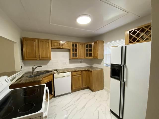 3090 Holiday Springs Boulevard #111, Margate, FL 33063 (MLS #RX-10663584) :: Berkshire Hathaway HomeServices EWM Realty