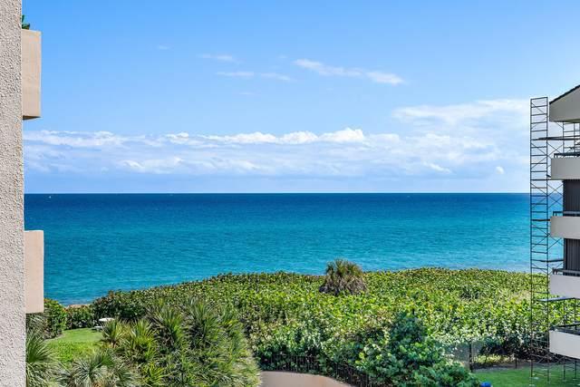 4200 N Ocean Drive 1-404, Singer Island, FL 33404 (#RX-10663607) :: Posh Properties