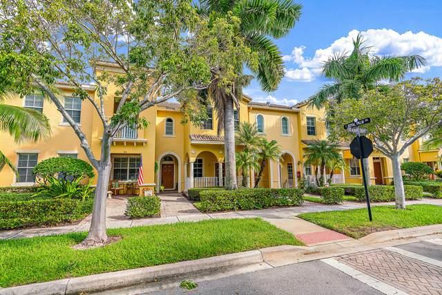 127 Seagrape Drive #203, Jupiter, FL 33458 (MLS #RX-10663634) :: Berkshire Hathaway HomeServices EWM Realty