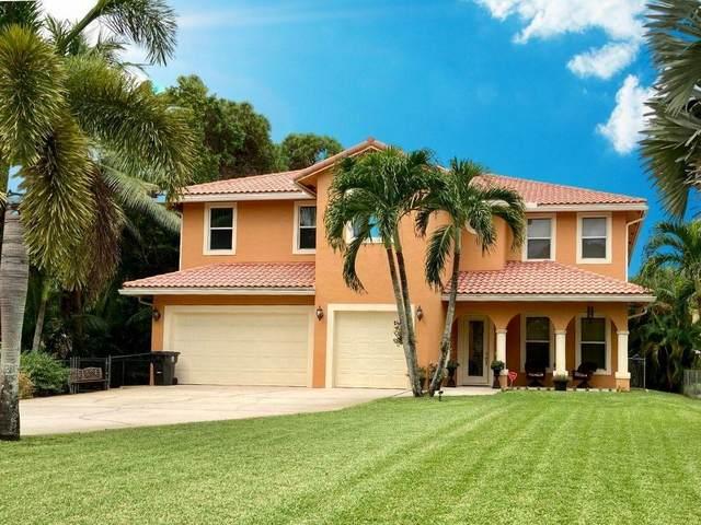 5465 3rd Road, Lake Worth, FL 33467 (MLS #RX-10663700) :: Berkshire Hathaway HomeServices EWM Realty