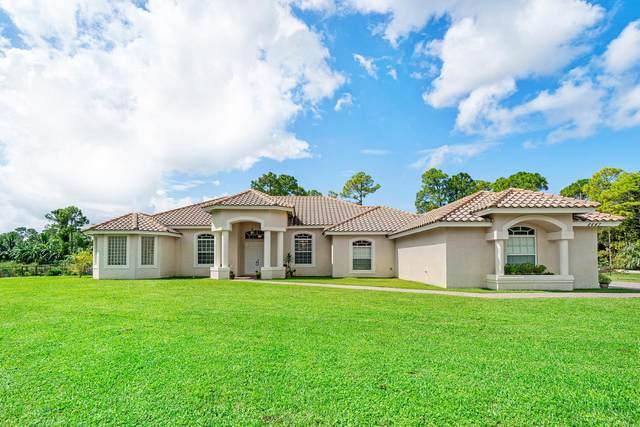 8647 Apache Boulevard, Loxahatchee, FL 33470 (MLS #RX-10663724) :: Berkshire Hathaway HomeServices EWM Realty