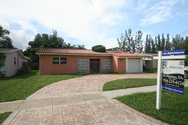 6580 NW 21st Street, Sunrise, FL 33313 (MLS #RX-10663734) :: Castelli Real Estate Services