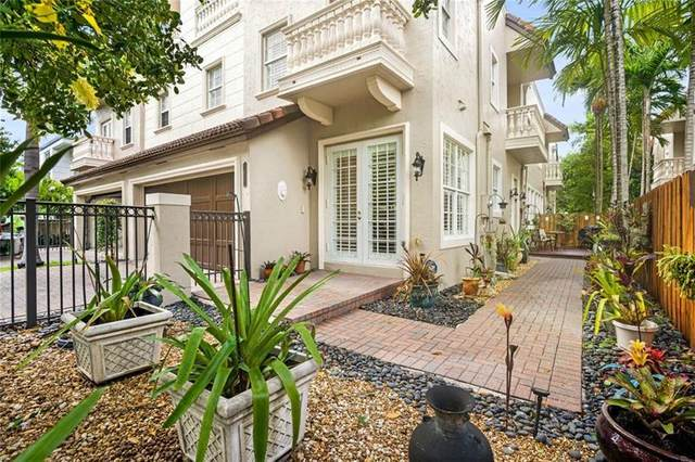 2612 NE 14th Street #2612, Fort Lauderdale, FL 33304 (MLS #RX-10663766) :: Berkshire Hathaway HomeServices EWM Realty