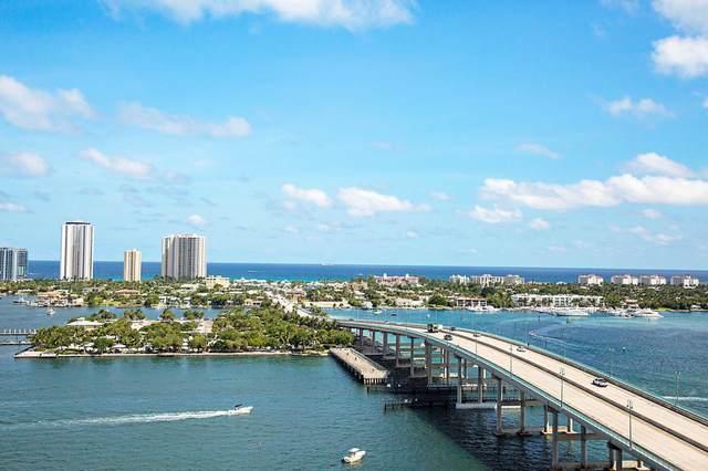 2640 Lake Shore Drive #1815, Riviera Beach, FL 33404 (#RX-10663773) :: Posh Properties