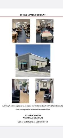 4220 Broadway, West Palm Beach, FL 33407 (MLS #RX-10663793) :: Berkshire Hathaway HomeServices EWM Realty