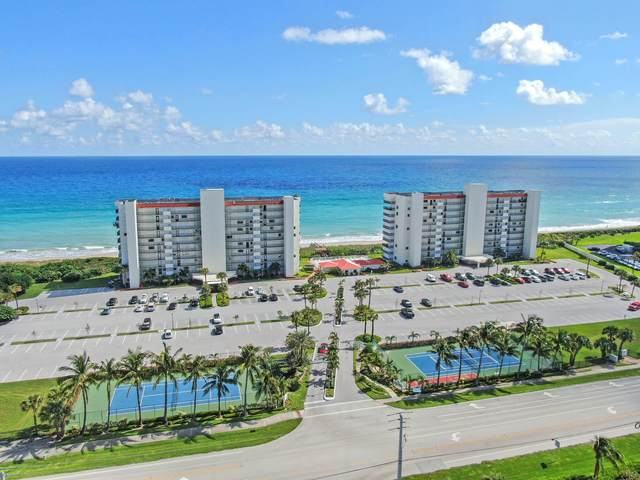 9400 S Ocean S Drive B-704, Jensen Beach, FL 34957 (#RX-10663883) :: Posh Properties
