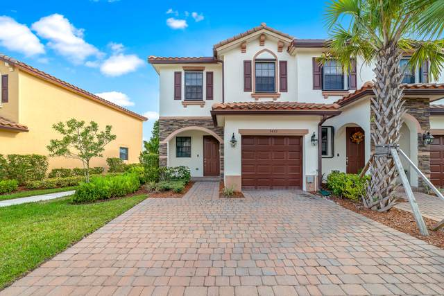 5472 NW 27th Court #5472, Margate, FL 33063 (MLS #RX-10663904) :: Berkshire Hathaway HomeServices EWM Realty