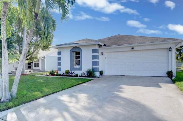 5221 Arbor Glen Circle, Lake Worth, FL 33463 (MLS #RX-10663950) :: Berkshire Hathaway HomeServices EWM Realty