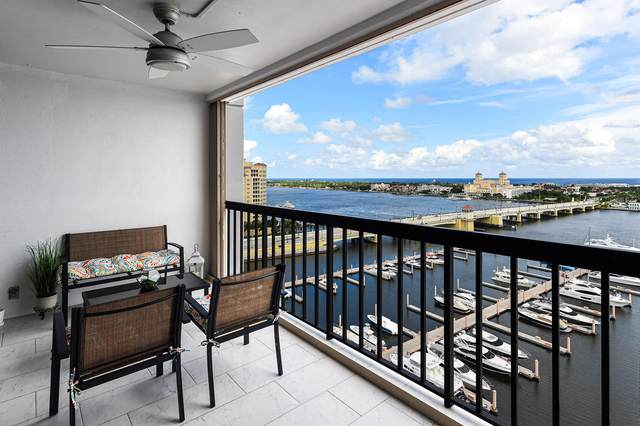 400 N Flagler Drive #2003, West Palm Beach, FL 33401 (MLS #RX-10663957) :: Castelli Real Estate Services