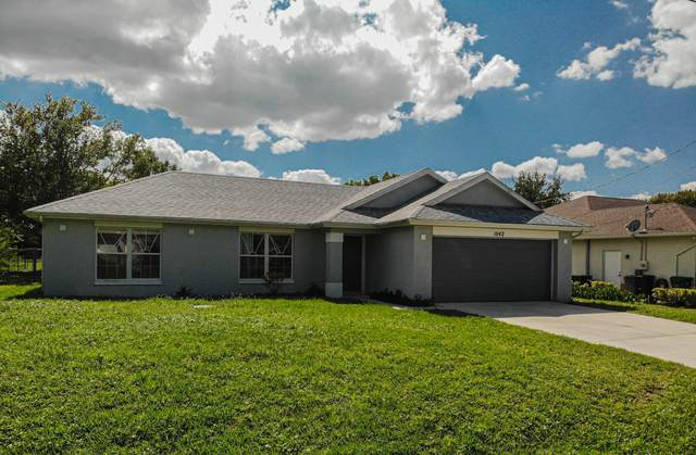 1042 SW Sultan Drive, Port Saint Lucie, FL 34953 (MLS #RX-10663975) :: Berkshire Hathaway HomeServices EWM Realty