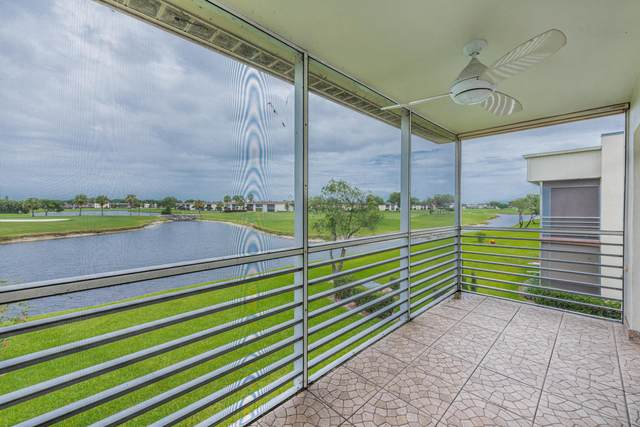 846 Flanders R, Delray Beach, FL 33484 (MLS #RX-10664005) :: Castelli Real Estate Services