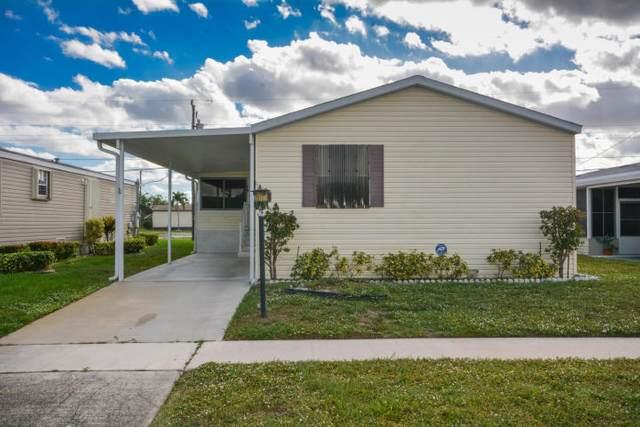 4310 Meadowview Drive, Boynton Beach, FL 33436 (MLS #RX-10664018) :: Berkshire Hathaway HomeServices EWM Realty