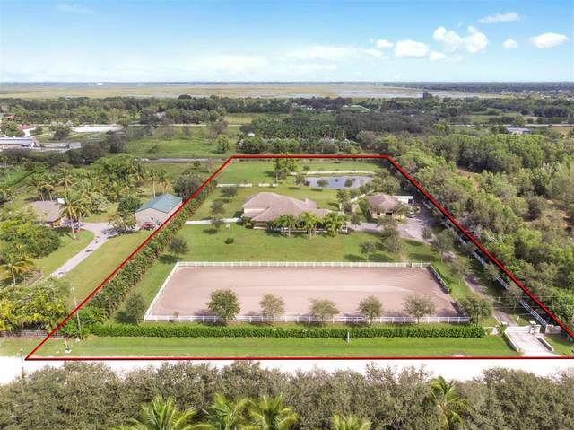 16433 Deer Path Lane, Wellington, FL 33470 (#RX-10664019) :: Ryan Jennings Group
