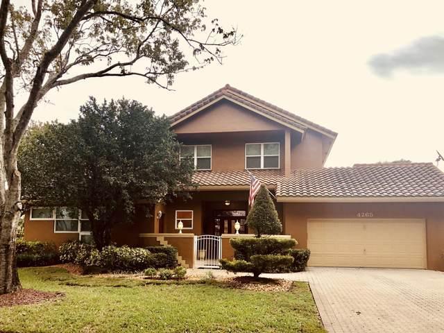 4265 NW 65 Avenue, Coral Springs, FL 33067 (MLS #RX-10664057) :: Berkshire Hathaway HomeServices EWM Realty