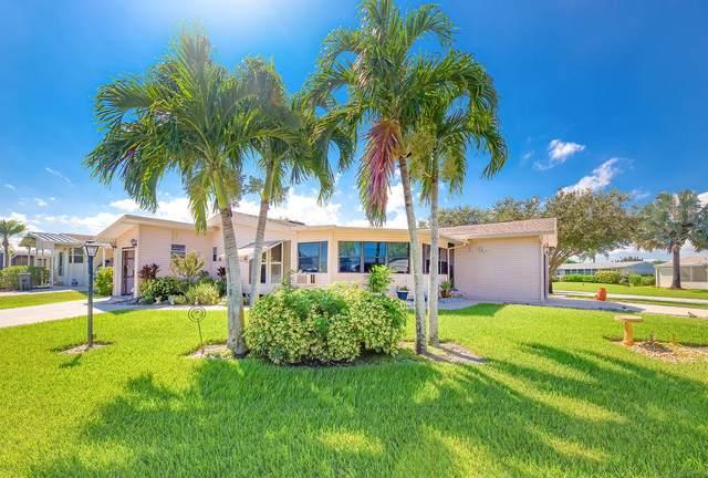 8501 Marlberry Court, Port Saint Lucie, FL 34952 (MLS #RX-10664060) :: Berkshire Hathaway HomeServices EWM Realty