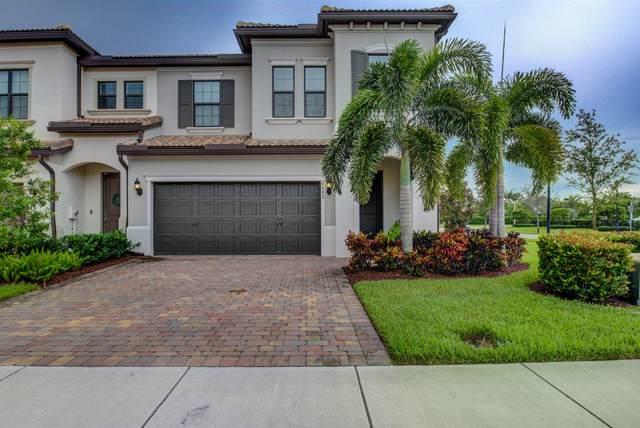 4493 San Fratello Circle, Lake Worth, FL 33467 (MLS #RX-10664072) :: Berkshire Hathaway HomeServices EWM Realty