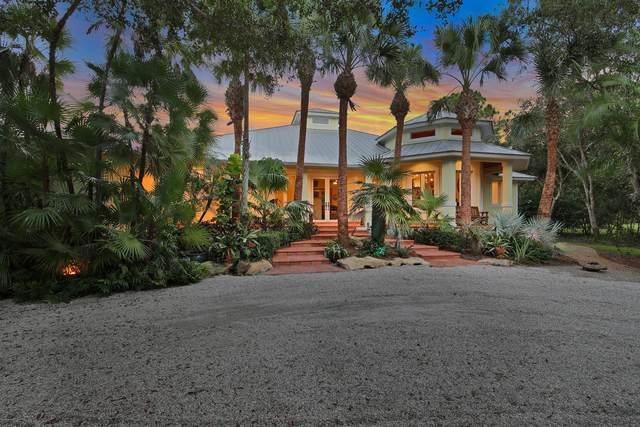 2155 SW Locks Road, Stuart, FL 34997 (MLS #RX-10664078) :: Berkshire Hathaway HomeServices EWM Realty