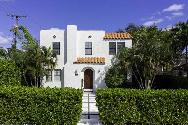 535 36th Street, West Palm Beach, FL 33407 (MLS #RX-10664111) :: Berkshire Hathaway HomeServices EWM Realty