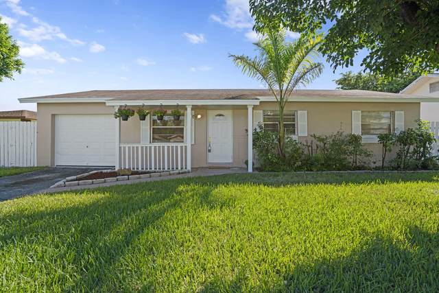 22766 SW 65 Terrace, Boca Raton, FL 33428 (MLS #RX-10664140) :: Berkshire Hathaway HomeServices EWM Realty