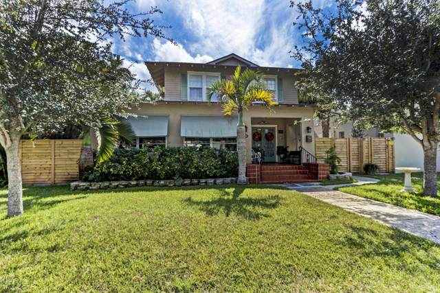 442 33rd Street, West Palm Beach, FL 33407 (MLS #RX-10664144) :: Berkshire Hathaway HomeServices EWM Realty