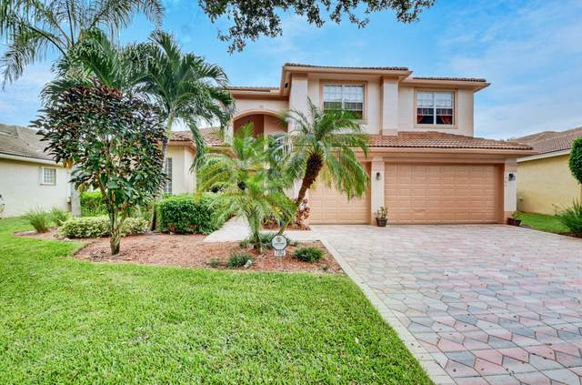 7362 Greenport Cove, Boynton Beach, FL 33437 (#RX-10664157) :: Ryan Jennings Group